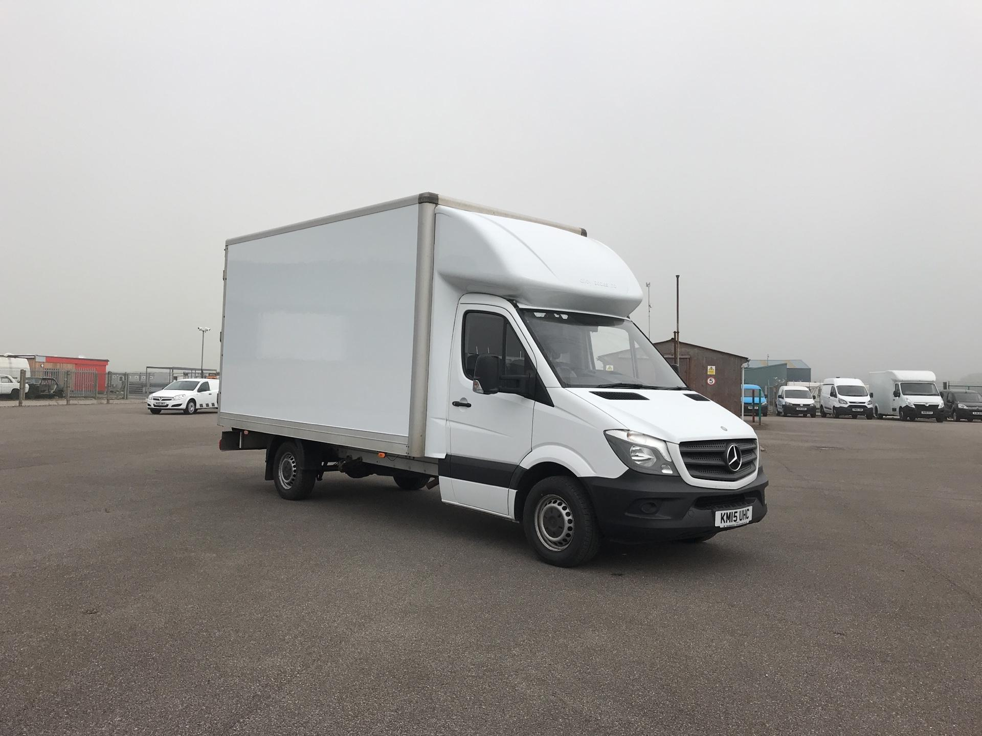 2015 Mercedes-Benz Sprinter 313 LWB LONG LUTON EURO 5