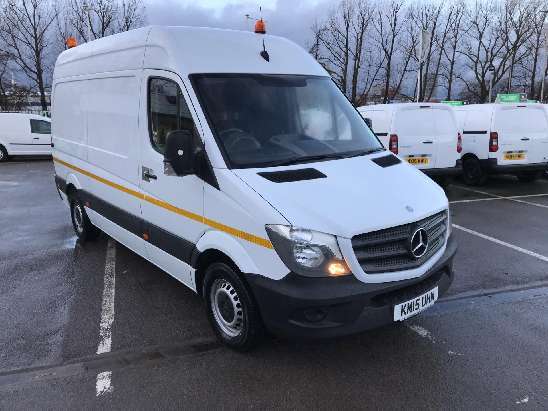 2015 Mercedes-Benz Sprinter  313 MWB H/R EURO 5 *VALUE RANGE VEHICLE - CONDITION REFLECTED IN PRICE*  (KM15UHN)