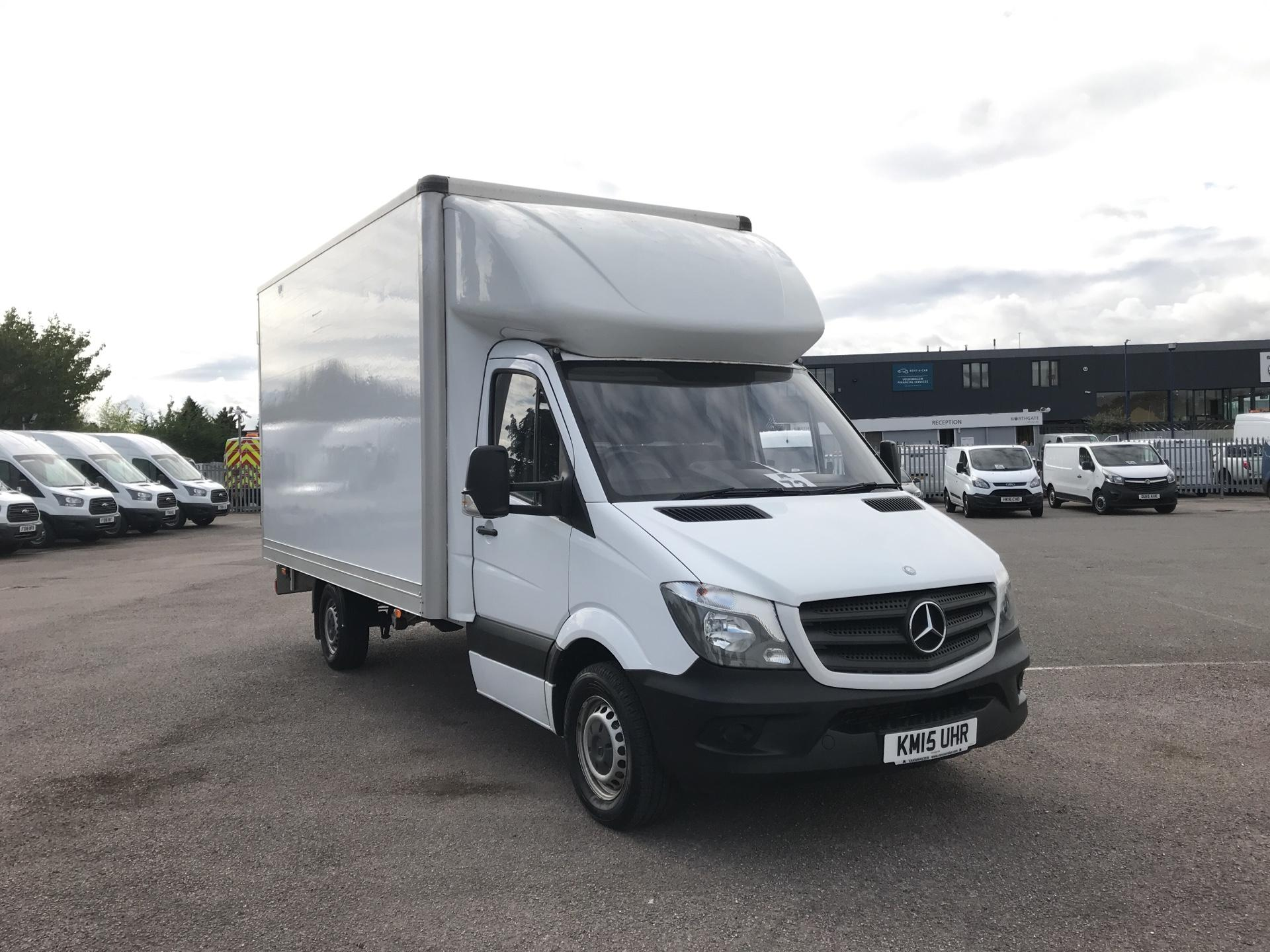 2015 Mercedes-Benz Sprinter  313 LWB LONG LUTON EURO 5*VALUE RANGE VEHICLE CONDITION REFLECTED IN PRICE* (KM15UHR)
