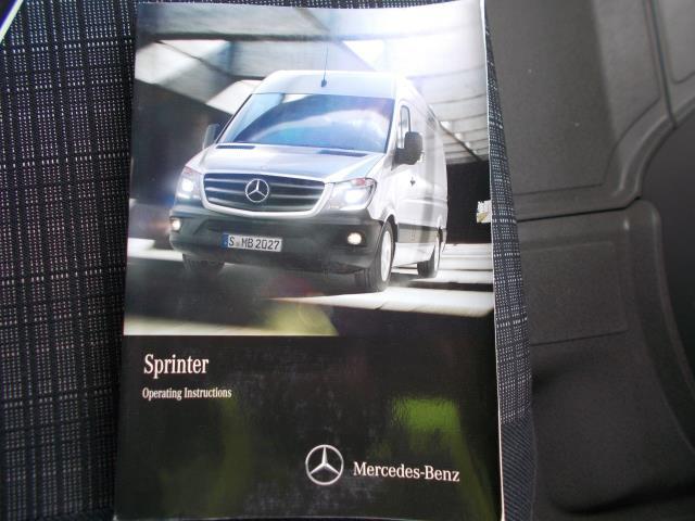 2015 Mercedes-Benz Sprinter  313 MWB H/R EURO 5 (KM15UJS) Image 29