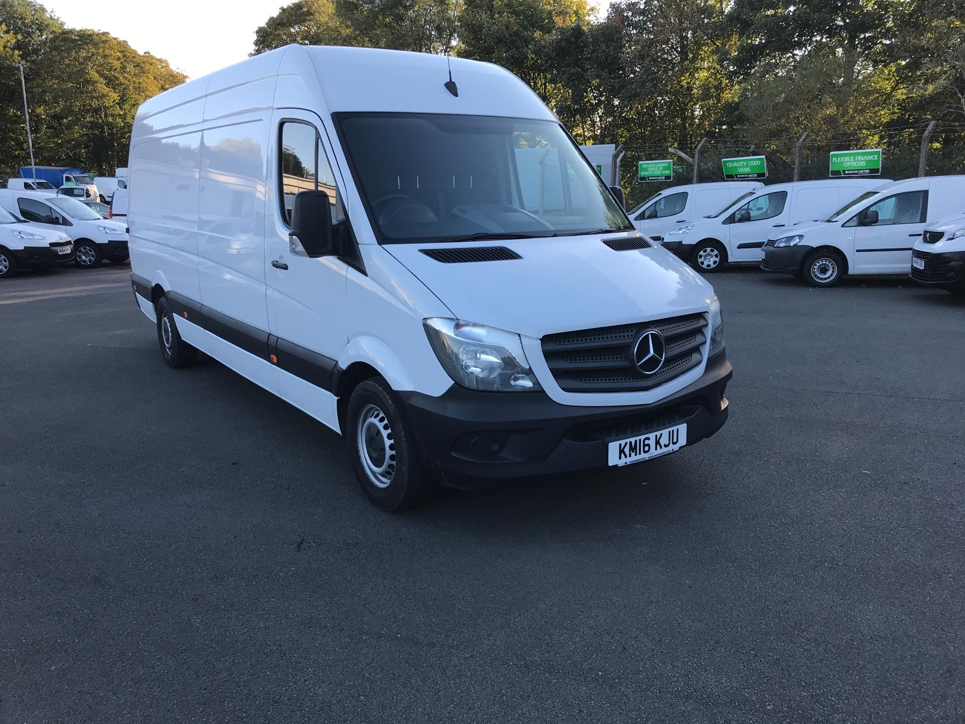 2016 Mercedes-Benz Sprinter  313 LWB H/R EURO 5 129PS *VALUE RANGE VEHICLE - CONDITION REFLECTED IN PRICE* (KM16KJU)