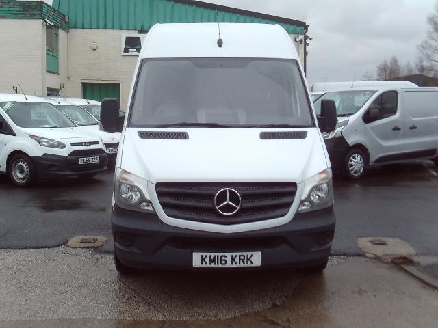 2016 Mercedes-Benz Sprinter 313cdi lwb High Roof 130ps (KM16KRK) Image 15