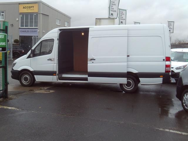 2016 Mercedes-Benz Sprinter 313cdi lwb High Roof 130ps (KM16KRK) Image 7