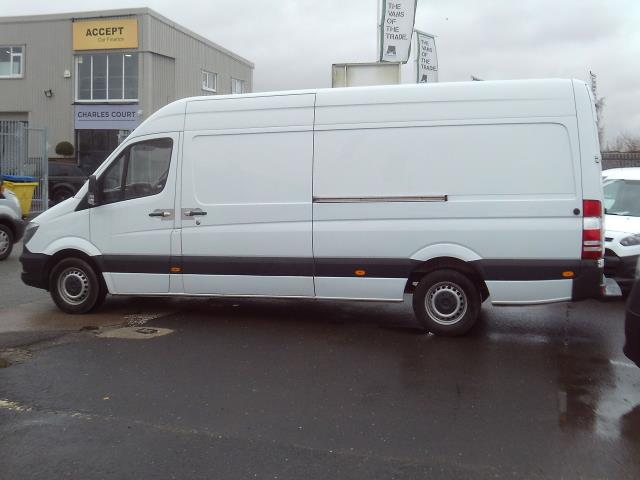 2016 Mercedes-Benz Sprinter 313cdi lwb High Roof 130ps (KM16KRK) Image 6