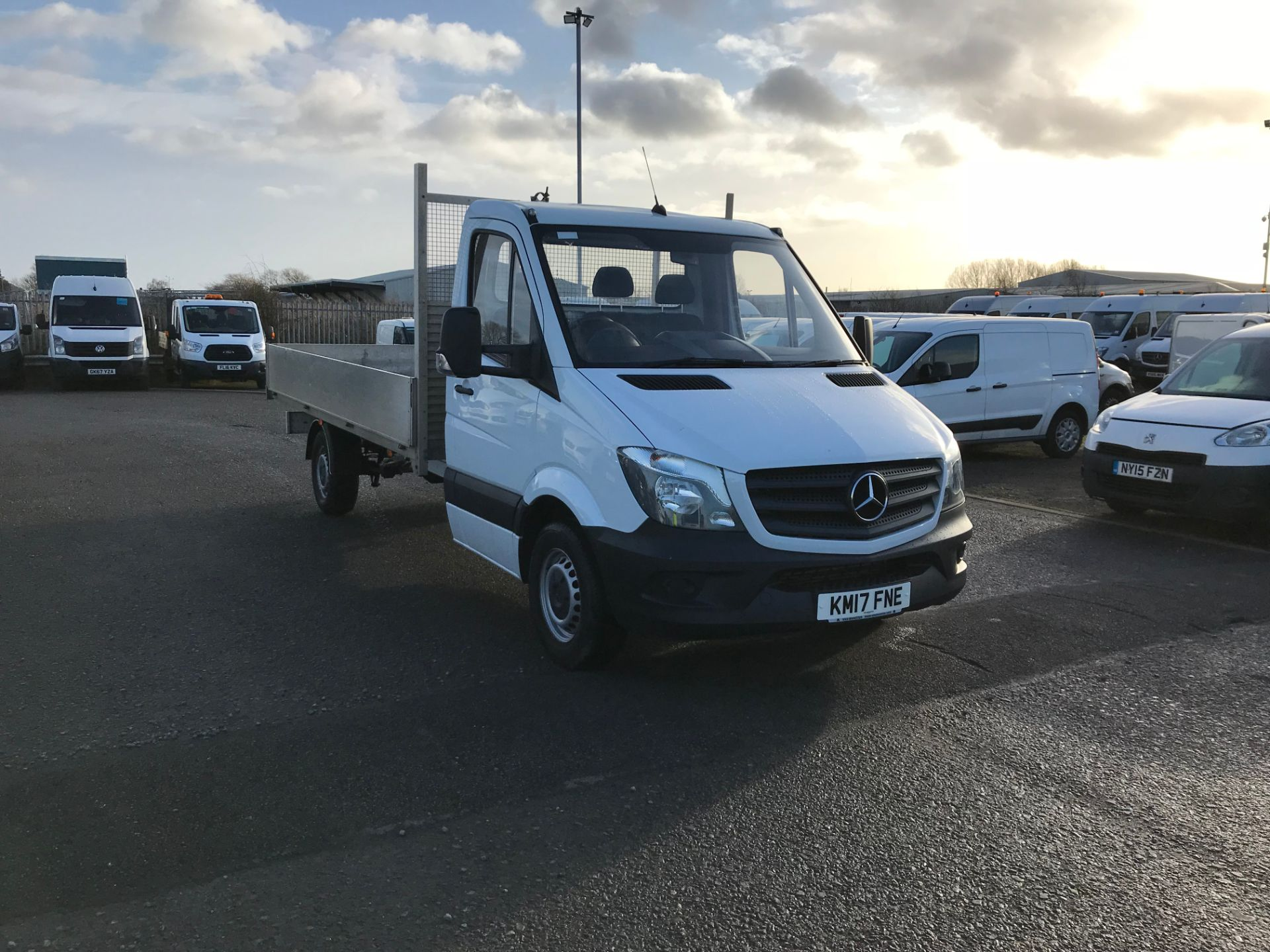 2017 Mercedes-Benz Sprinter 3.5T Chassis Cab (KM17FNE)