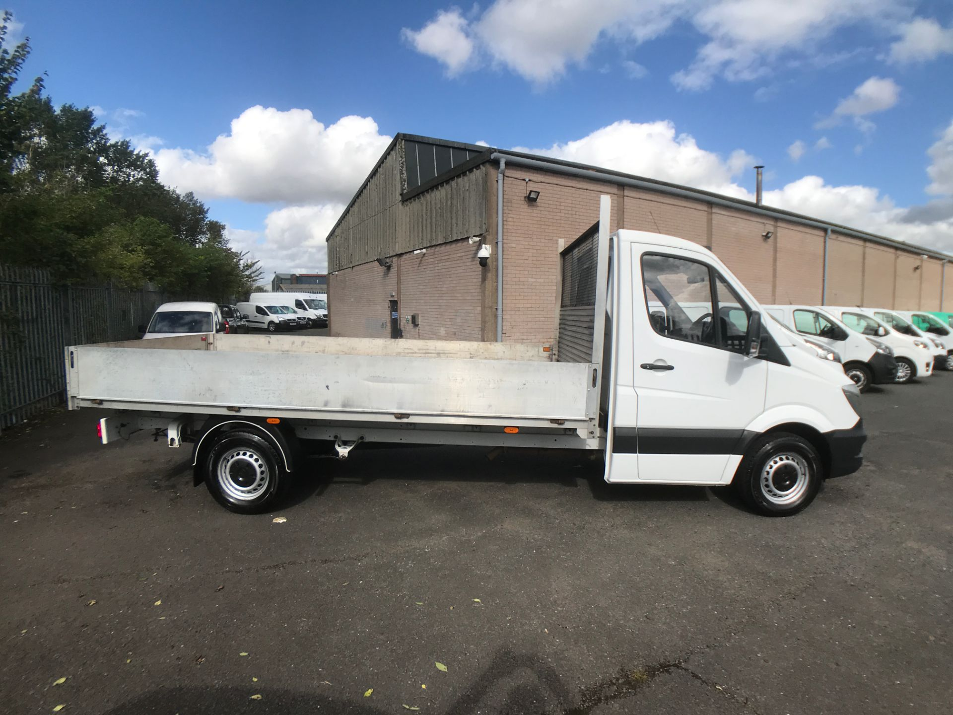 2017 Mercedes-Benz Sprinter 314CDI 13FT DROPSIDE 140PS EURO 6 (KM17FPU) Image 7