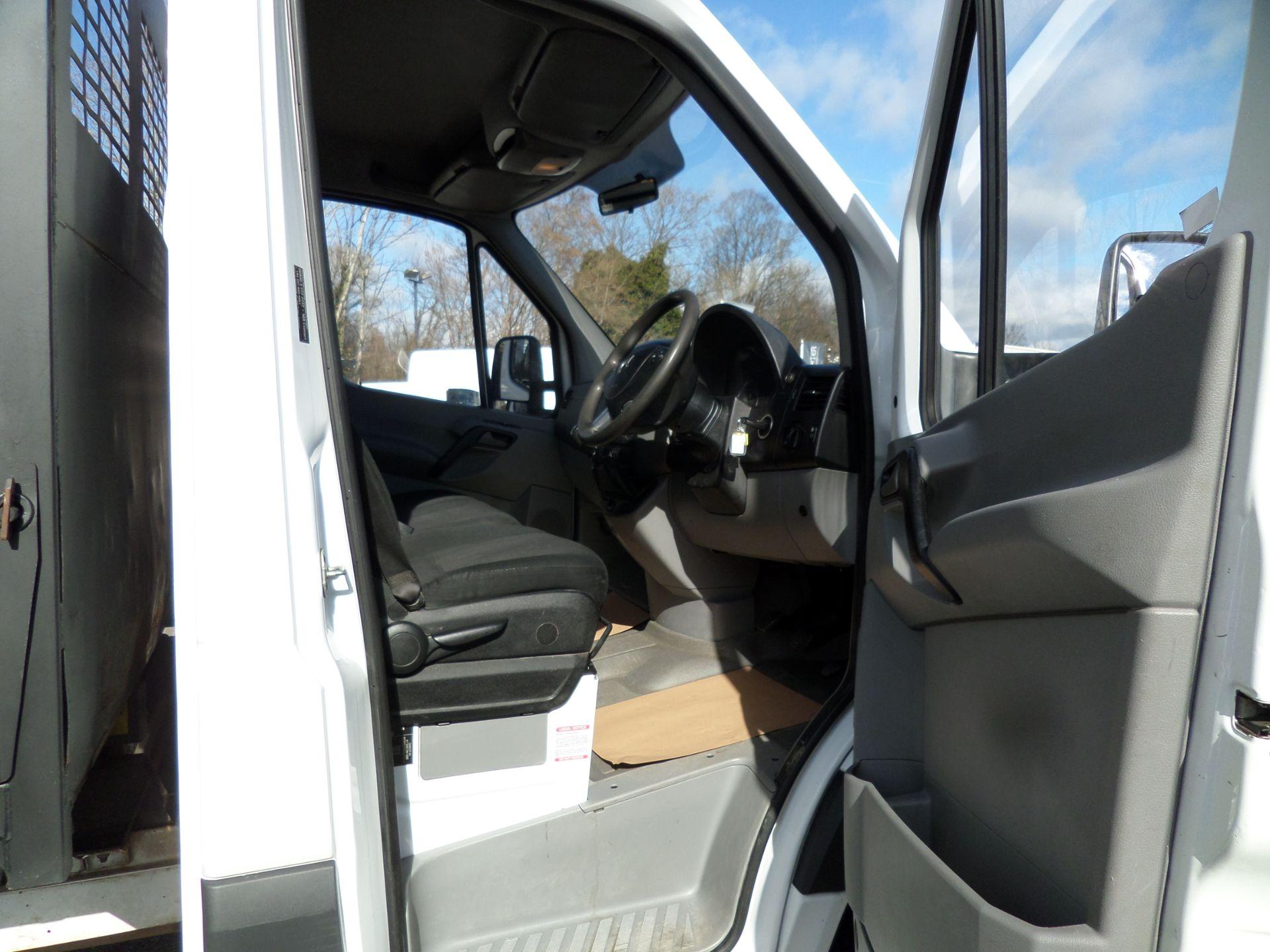 2017 Mercedes-Benz Sprinter 314 CDI Single Cab Tipper Euro 6 (KM17FRU) Image 11