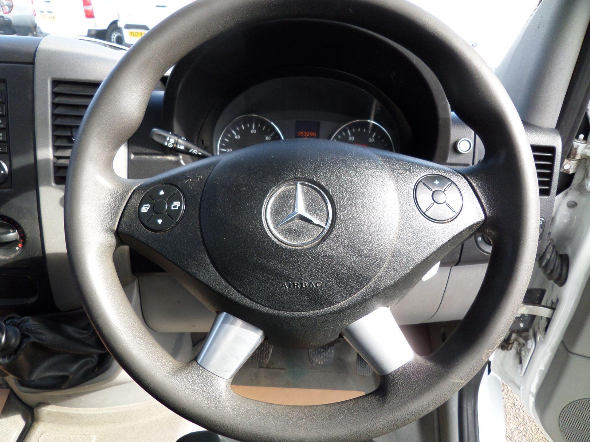 2017 Mercedes-Benz Sprinter 314 CDI Single Cab Tipper Euro 6 (KM17FRU) Image 14