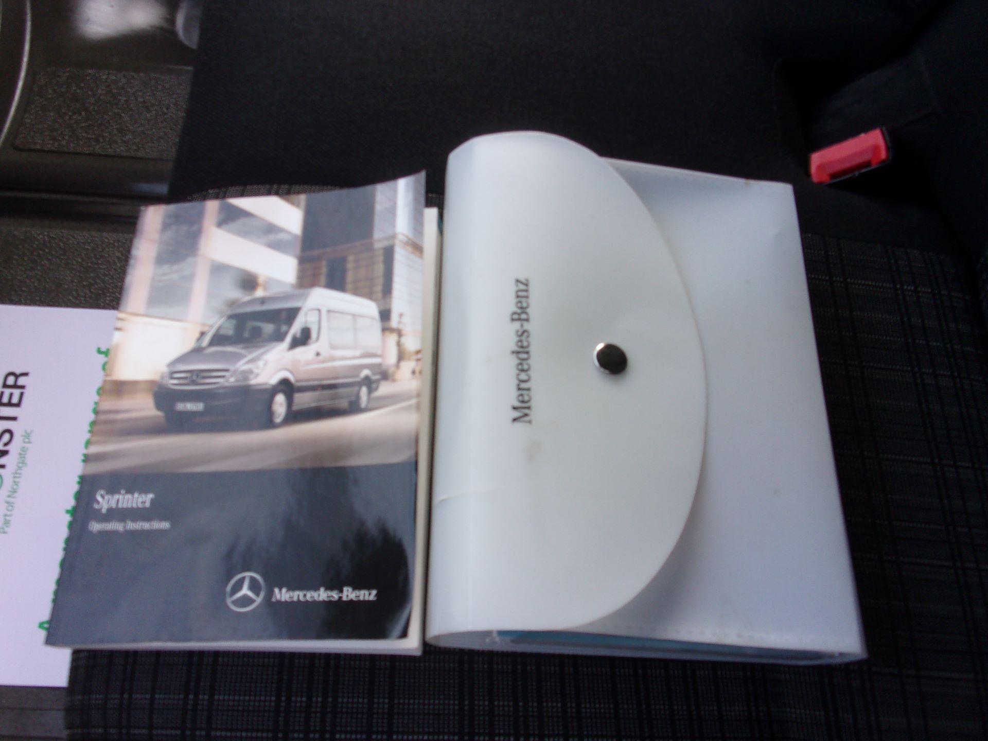 2017 Mercedes-Benz Sprinter 314 CDI LWB HIGH ROOF EURO 6 (KM17FSJ) Image 22