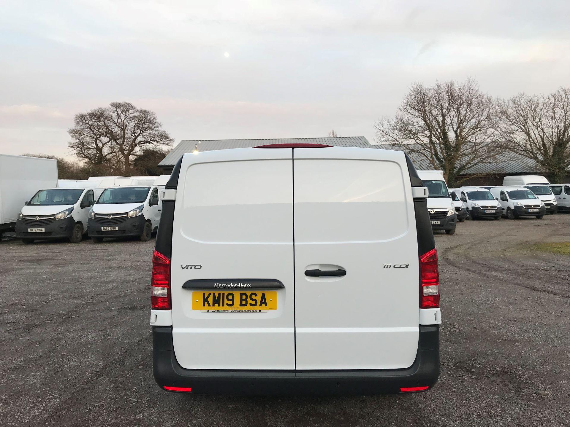 2019 Mercedes-Benz Vito 111Cdi Van (KM19BSA) Image 5