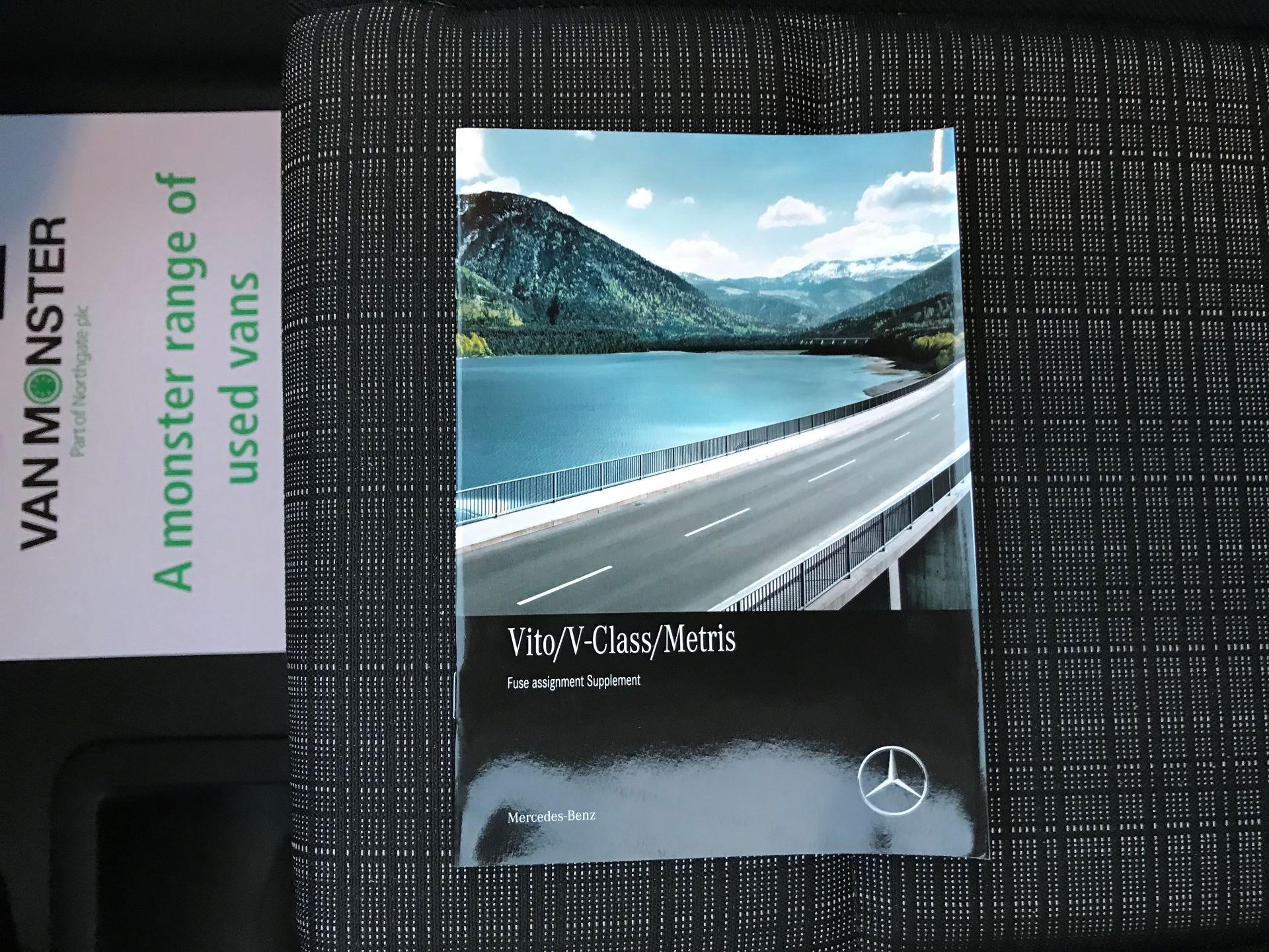 2019 Mercedes-Benz Vito 111Cdi Van (KM19BSA) Image 36