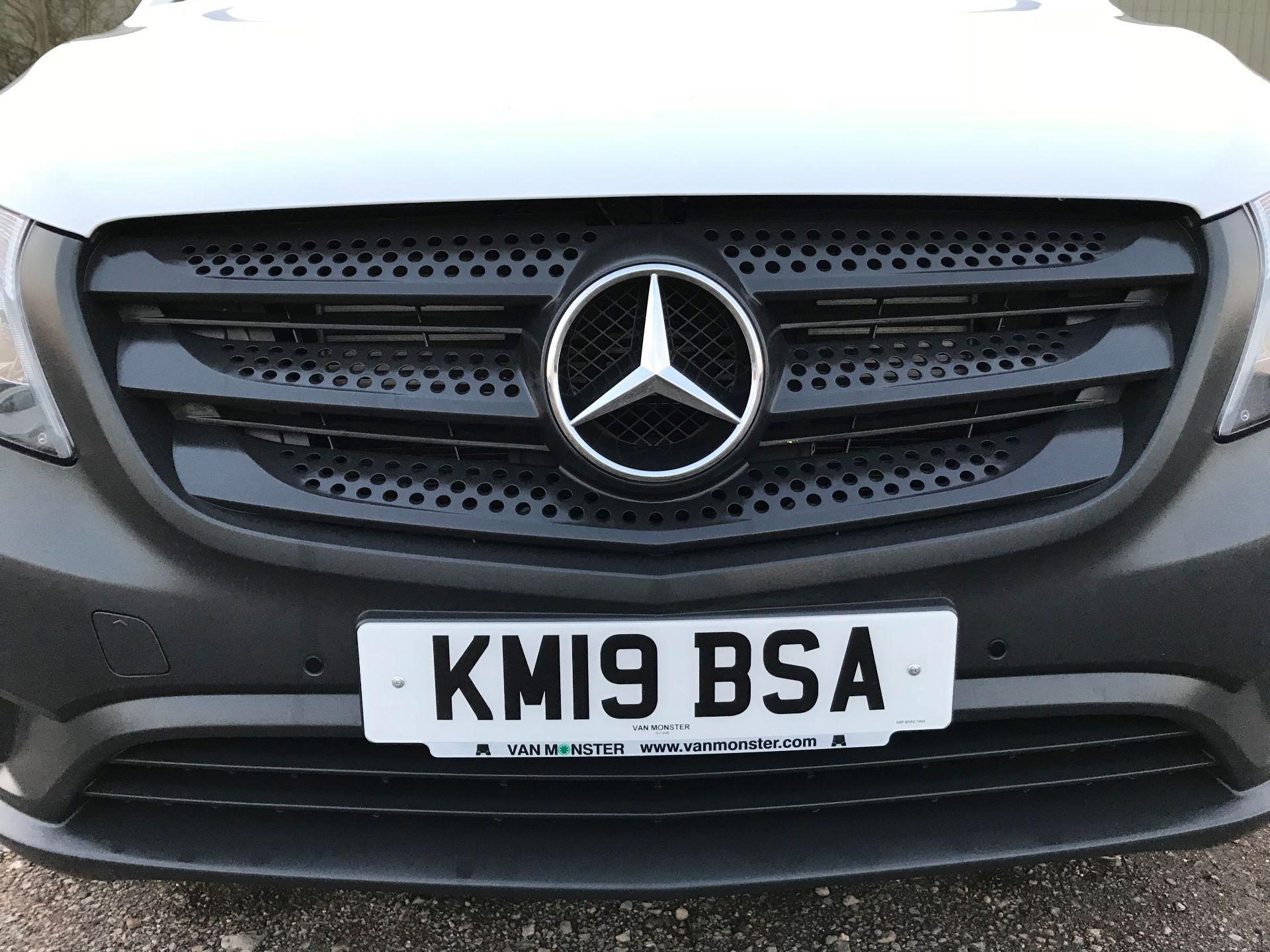 2019 Mercedes-Benz Vito 111Cdi Van (KM19BSA) Image 30