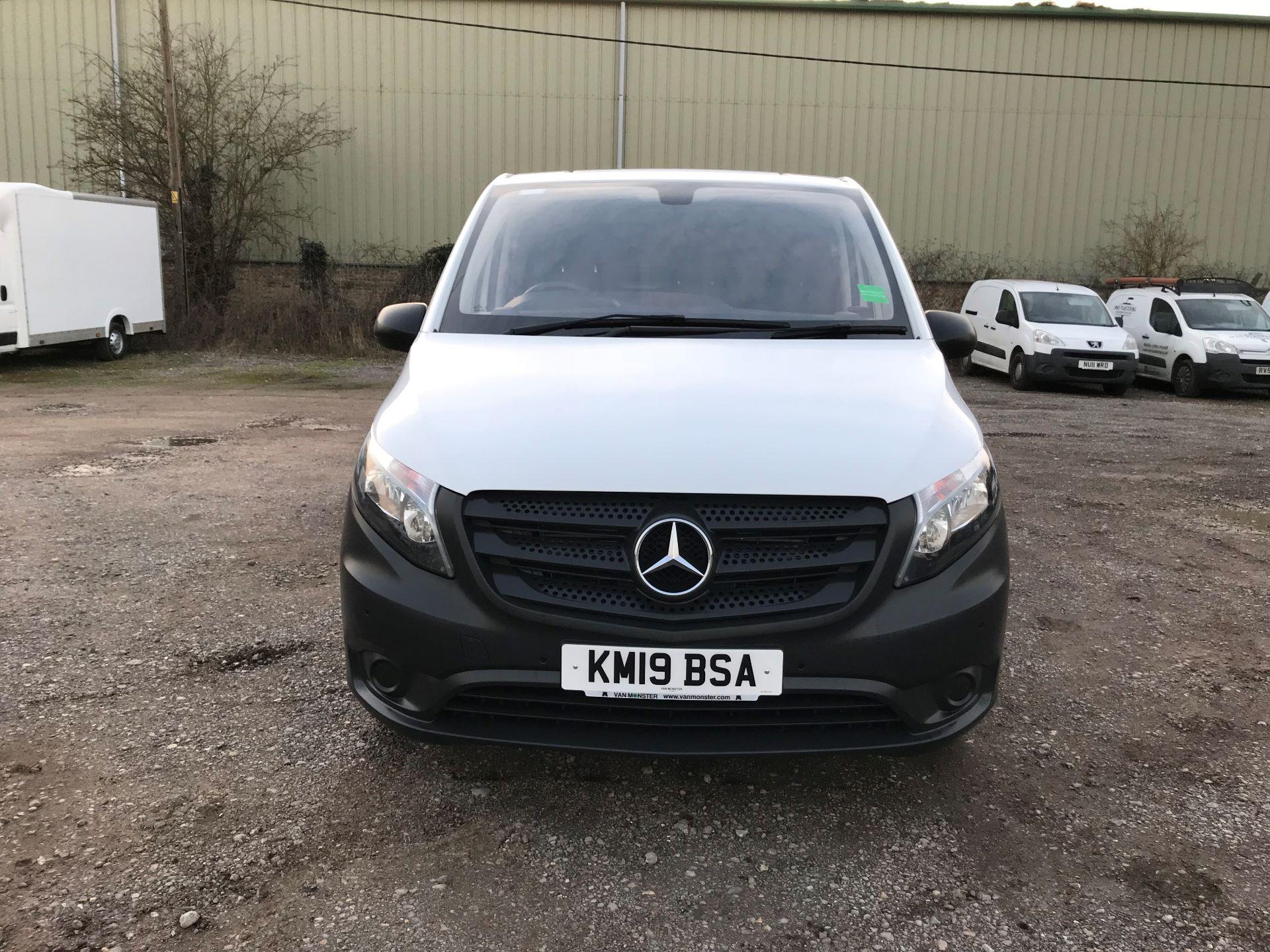 2019 Mercedes-Benz Vito 111Cdi Van (KM19BSA) Image 2