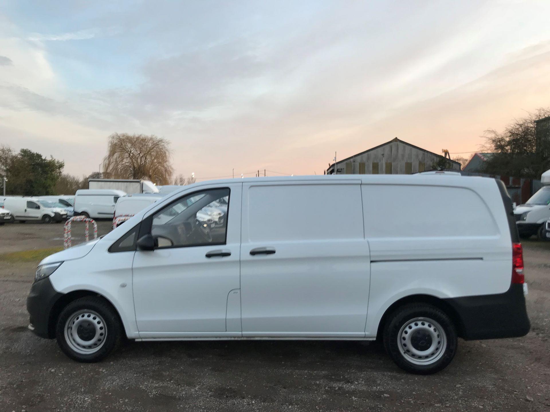 2019 Mercedes-Benz Vito 111Cdi Van (KM19BSA) Image 12