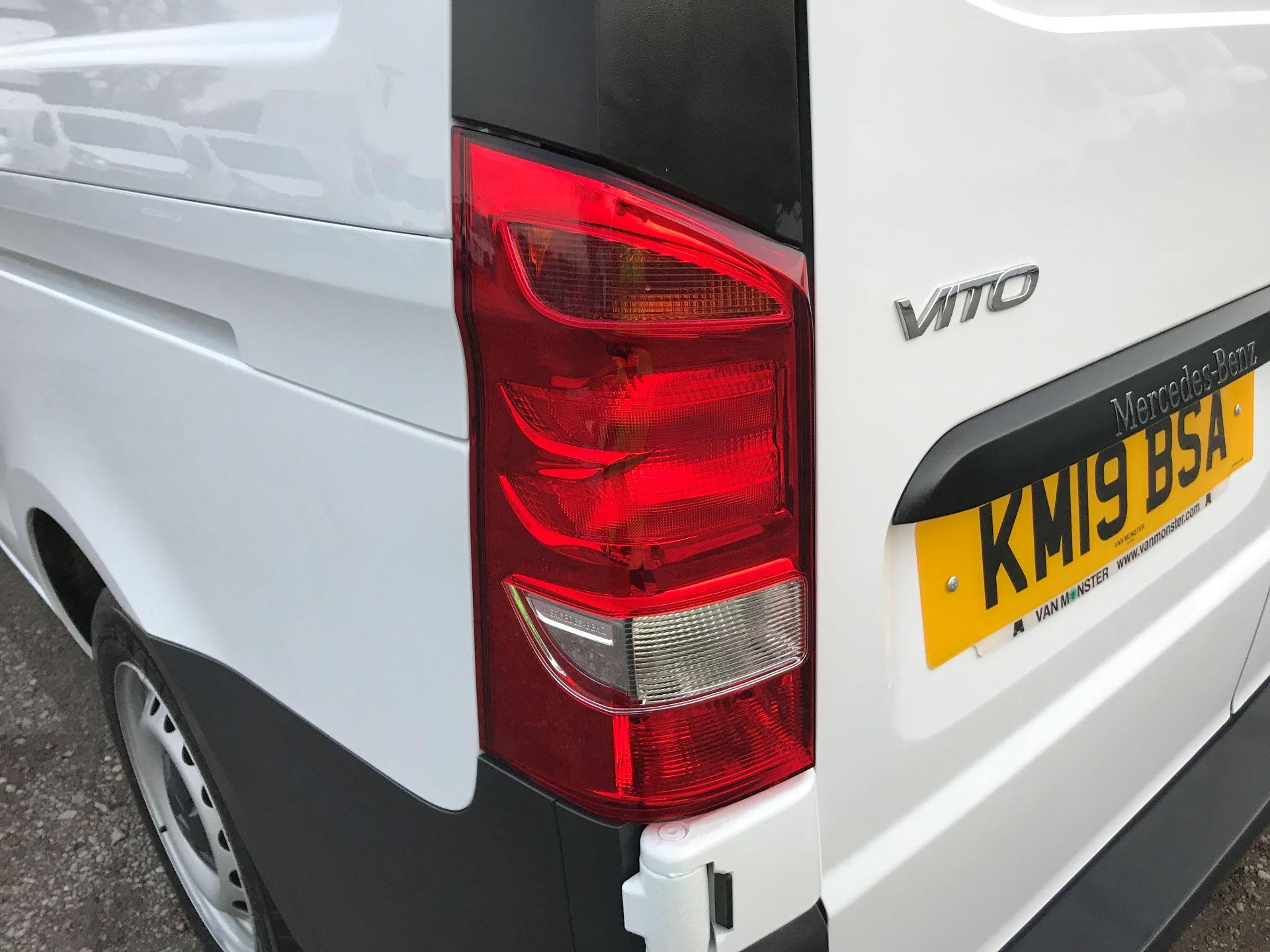 2019 Mercedes-Benz Vito 111Cdi Van (KM19BSA) Image 32