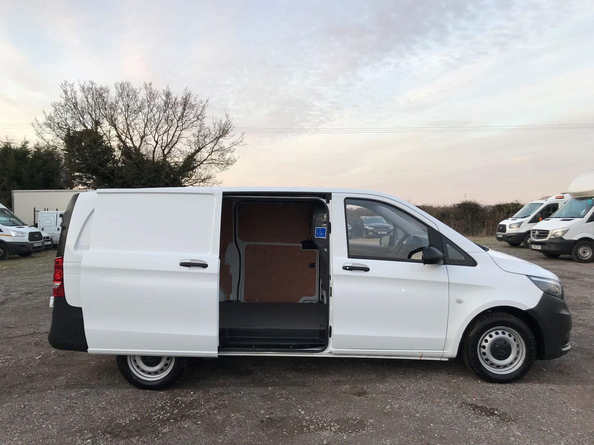 2019 Mercedes-Benz Vito 111Cdi Van (KM19BSA) Image 8