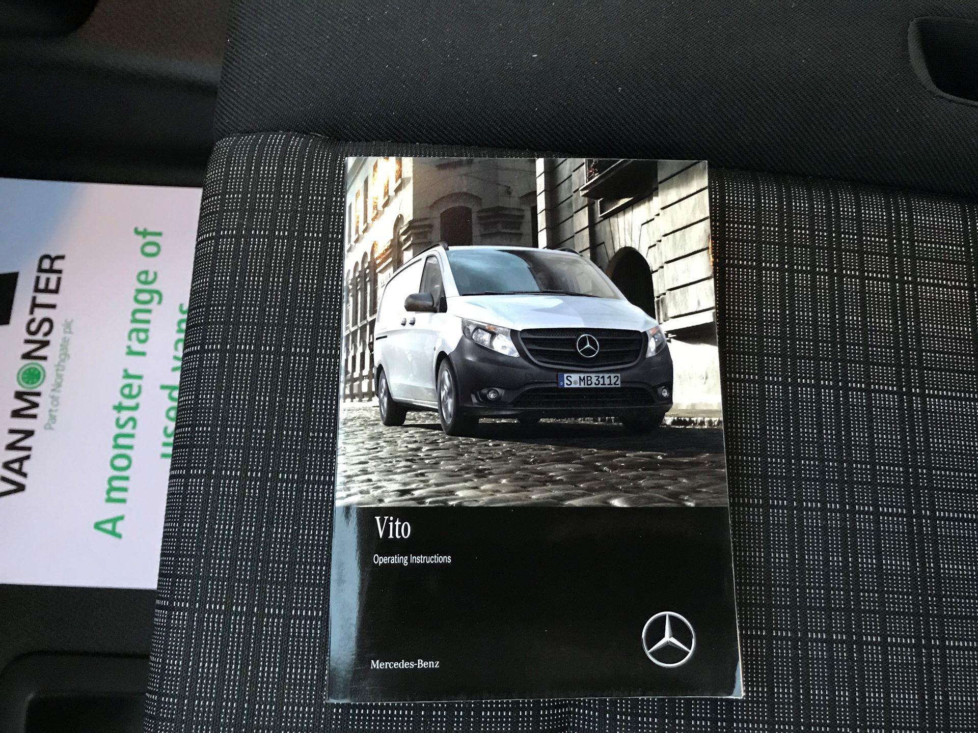 2019 Mercedes-Benz Vito 111Cdi Van (KM19BSA) Image 35