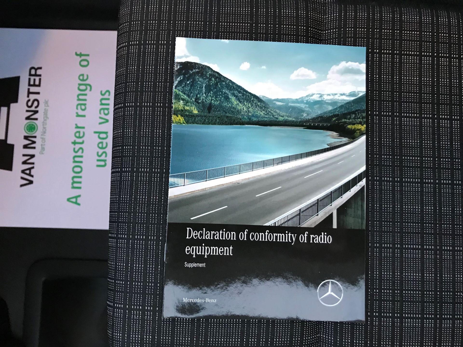 2019 Mercedes-Benz Vito 111Cdi Van (KM19BSA) Image 37