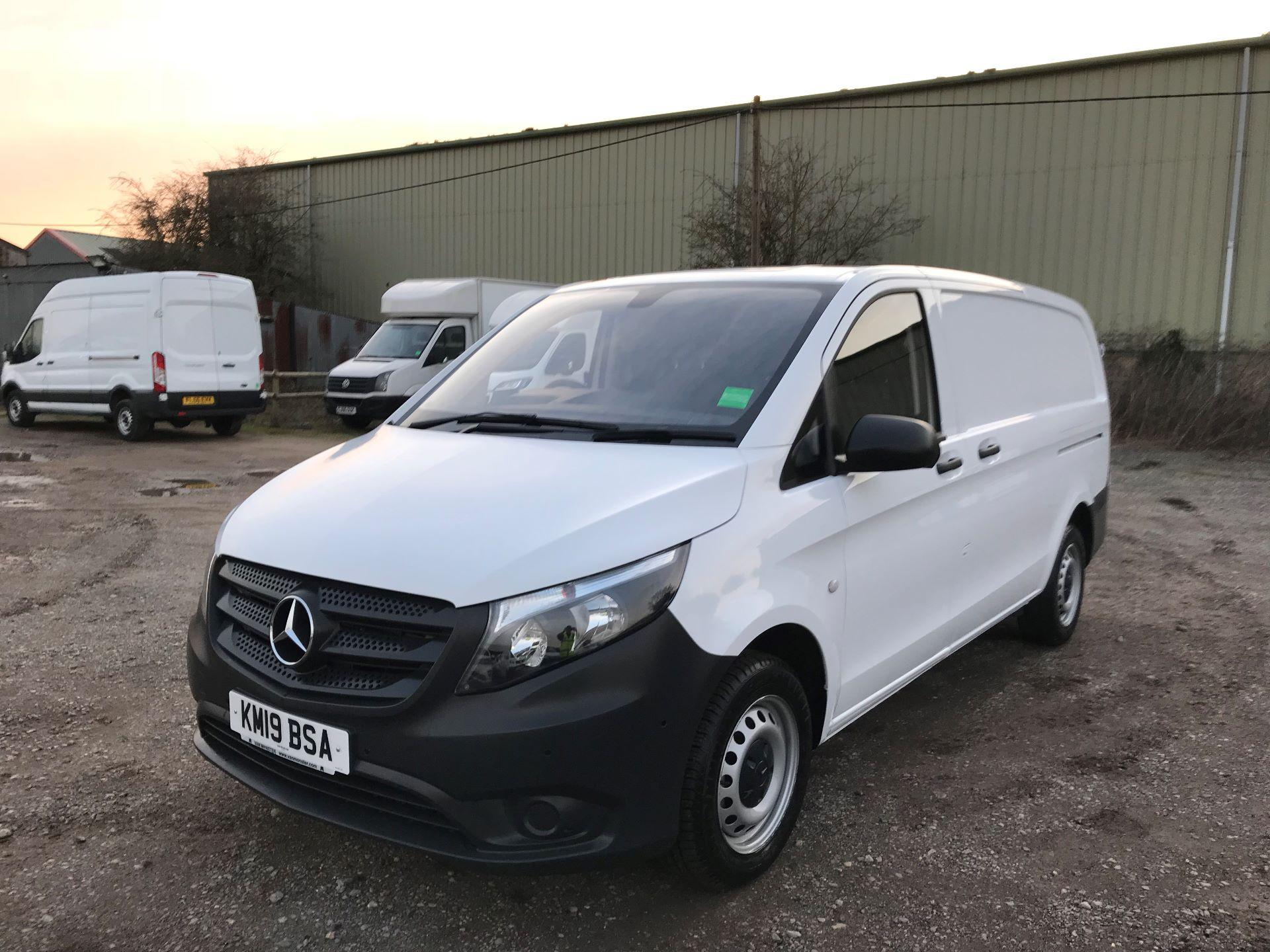 2019 Mercedes-Benz Vito 111Cdi Van (KM19BSA) Image 3