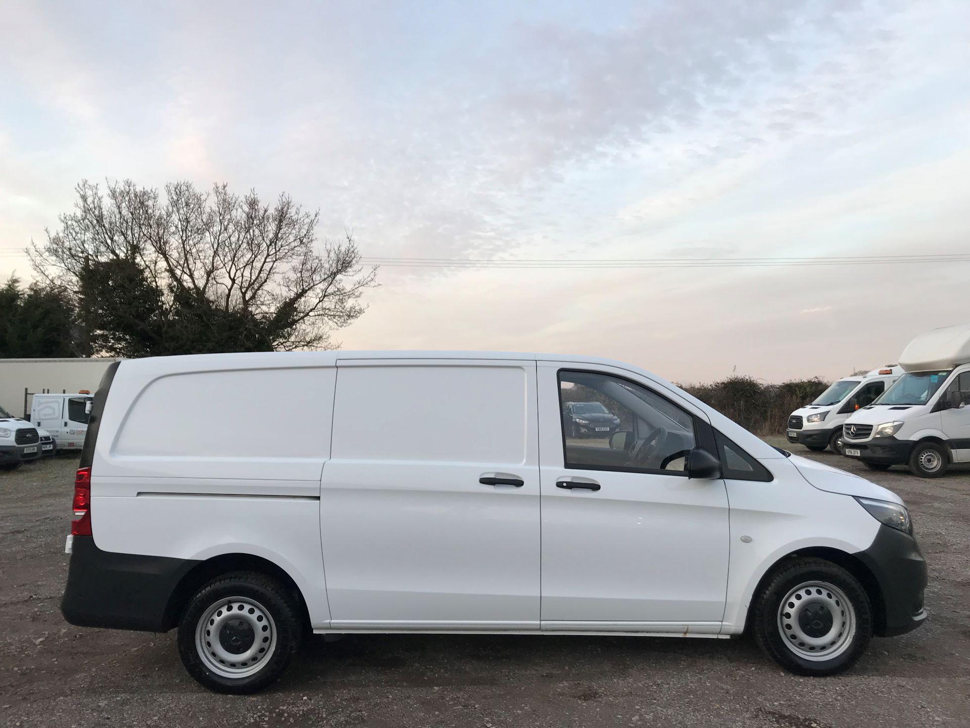 2019 Mercedes-Benz Vito 111Cdi Van (KM19BSA) Image 7