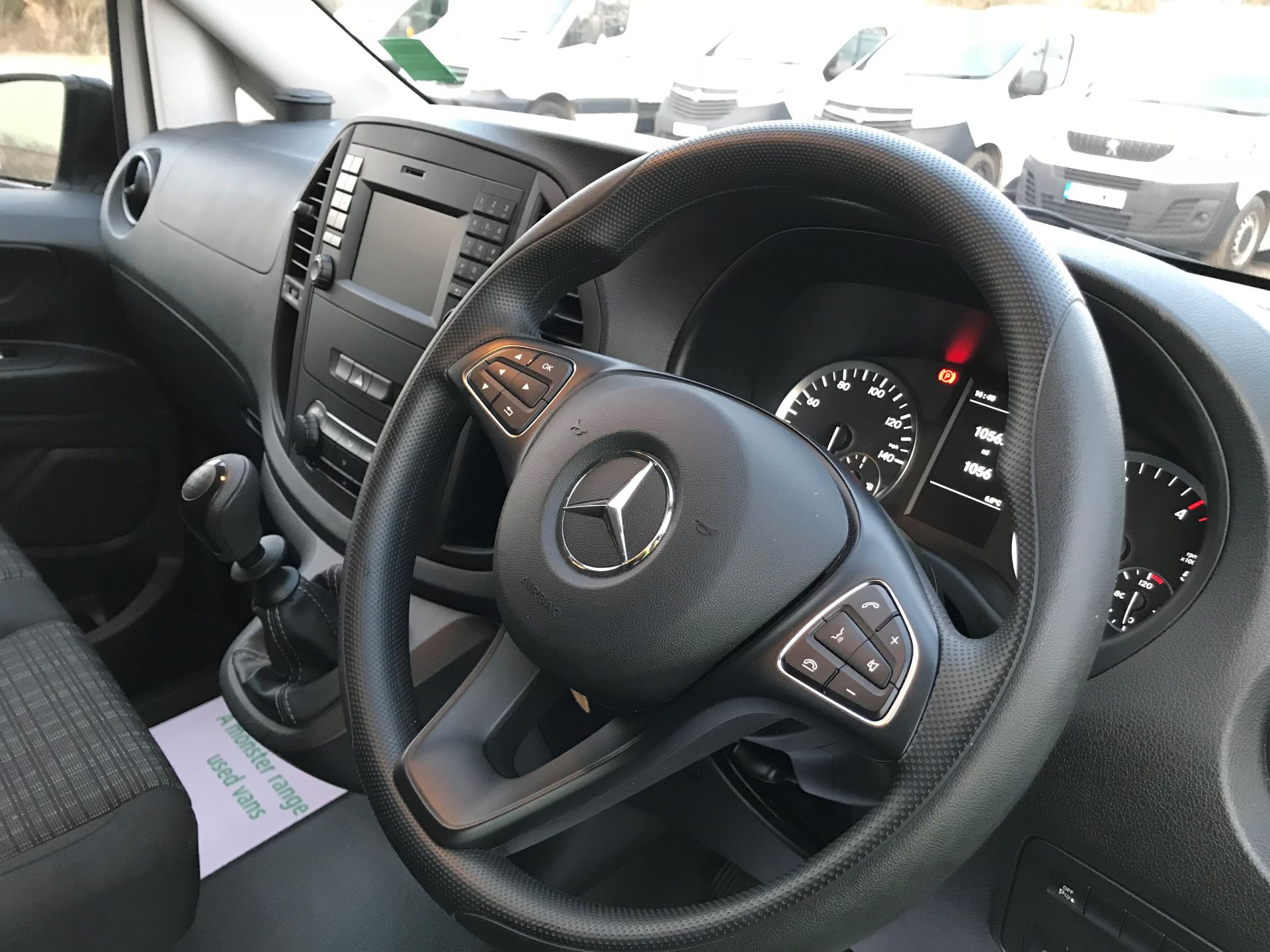 2019 Mercedes-Benz Vito 111Cdi Van (KM19BSA) Image 20