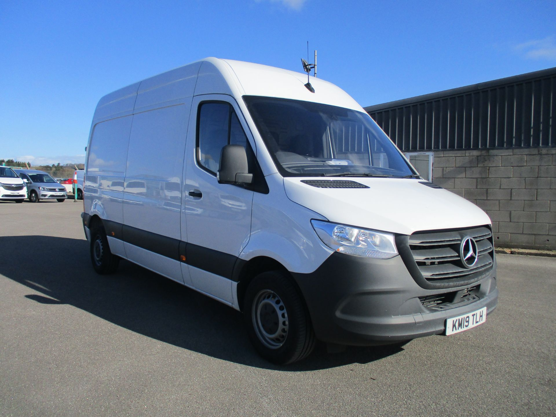 2019 Mercedes-Benz Sprinter 314 CDI L2 H2 140PS VAN EURO 6