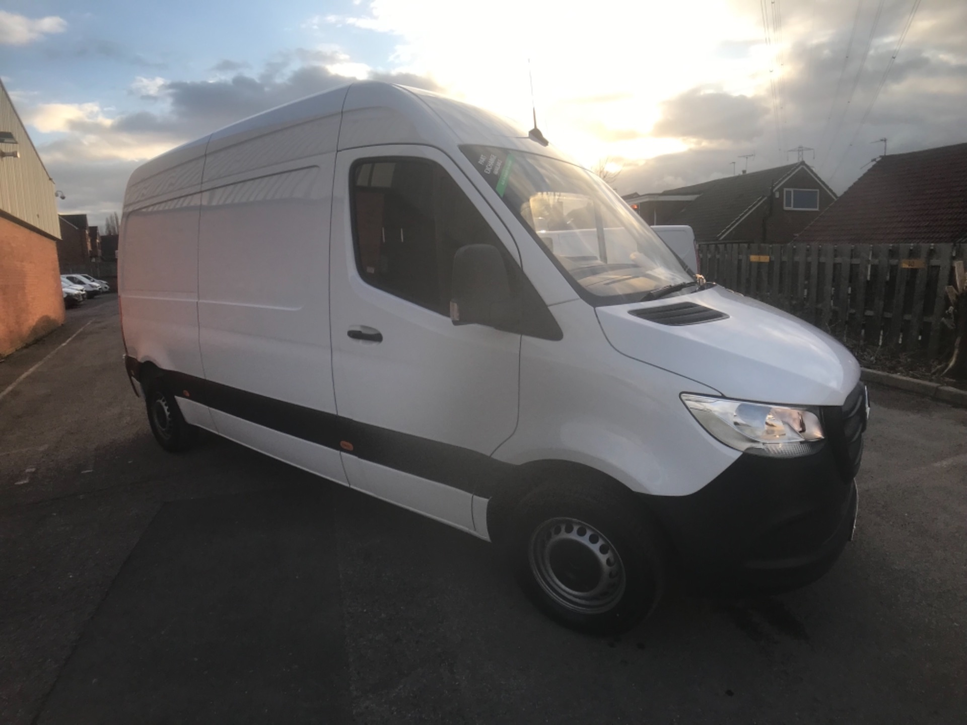 2019 Mercedes-Benz Sprinter  314 CDI MWB 3.5t 143PS EURO 6