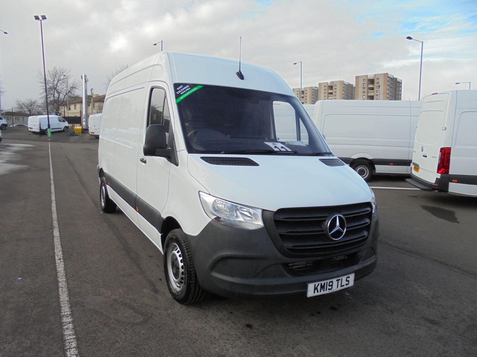 2019 Mercedes-Benz Sprinter 314 CDI 3.5T MWB Van (KM19TLS)