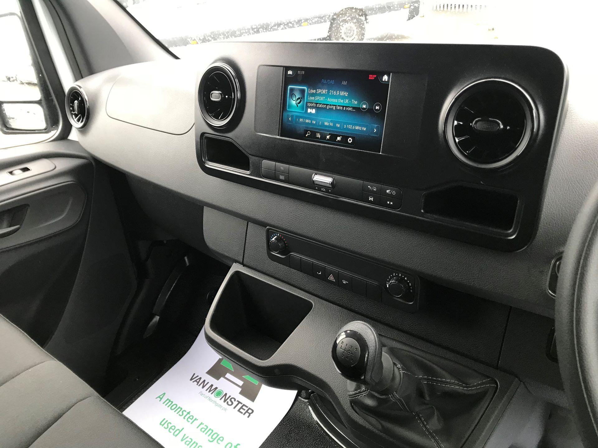 2019 Mercedes-Benz Sprinter  314 MWB H/R VAN EURO 6 (KM19TND) Image 25
