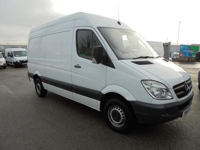 2011 Mercedes-Benz Sprinter  313 CDI MWB  HIGH ROOF VAN EURO 5 *VALUE RANGE VEHICLE - CONDITION REFLECTED IN PRICE* (KM61GXS)
