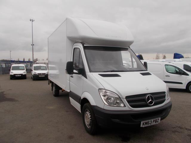 2013 Mercedes-Benz Sprinter 3.5T Chassis Cab (KM63PBZ)