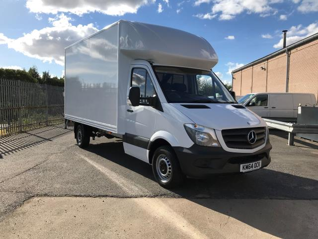 2015 Mercedes-Benz Sprinter 313CDI 13FT LUTON 130PS TAIL LIFT (KM64OCK)