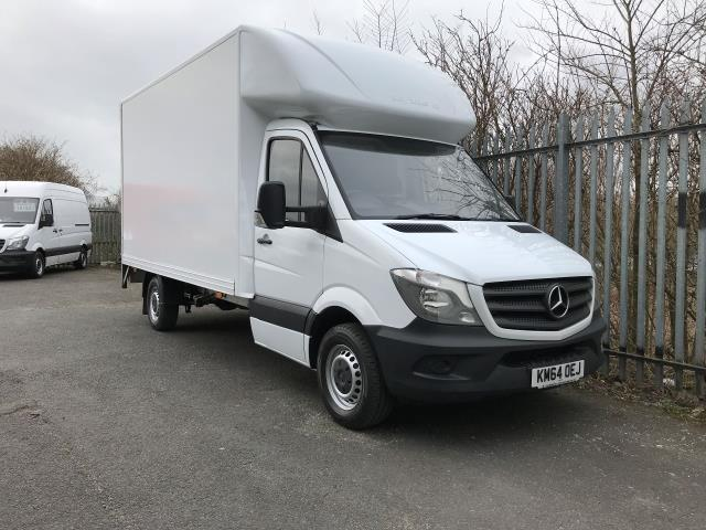 2015 Mercedes-Benz Sprinter 313CDI 13FT LUTON EURO 5 TAIL LIFT (KM64OEJ)