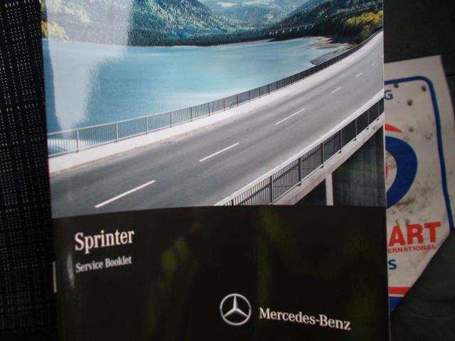 2014 Mercedes-Benz Sprinter 313 MWB H/R BLUE EFFICIENCY VAN EURO 5 (KM64OEV) Image 29
