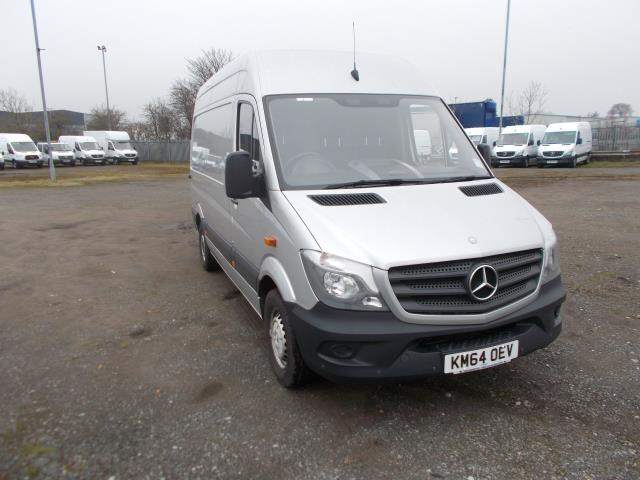 2014 Mercedes-Benz Sprinter 313 Cdi (KM64OEV)