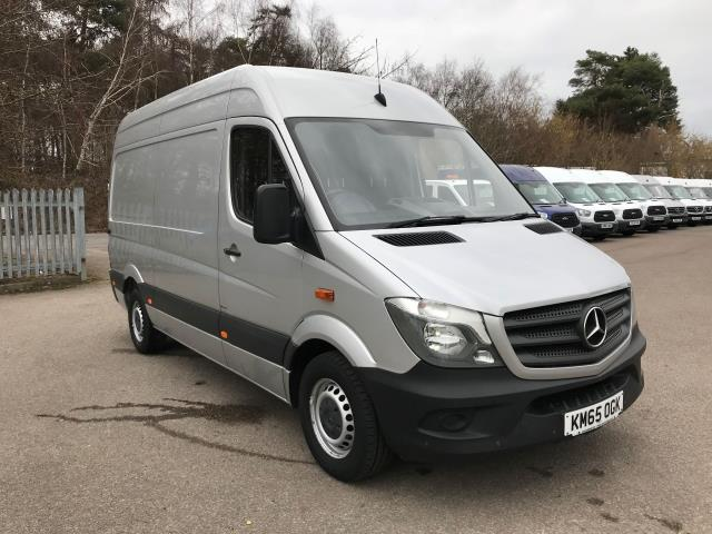 2015 Mercedes-Benz Sprinter  313 MWB H/R EURO 5 *value van condition reflected in price* speed limited (KM65OGK)
