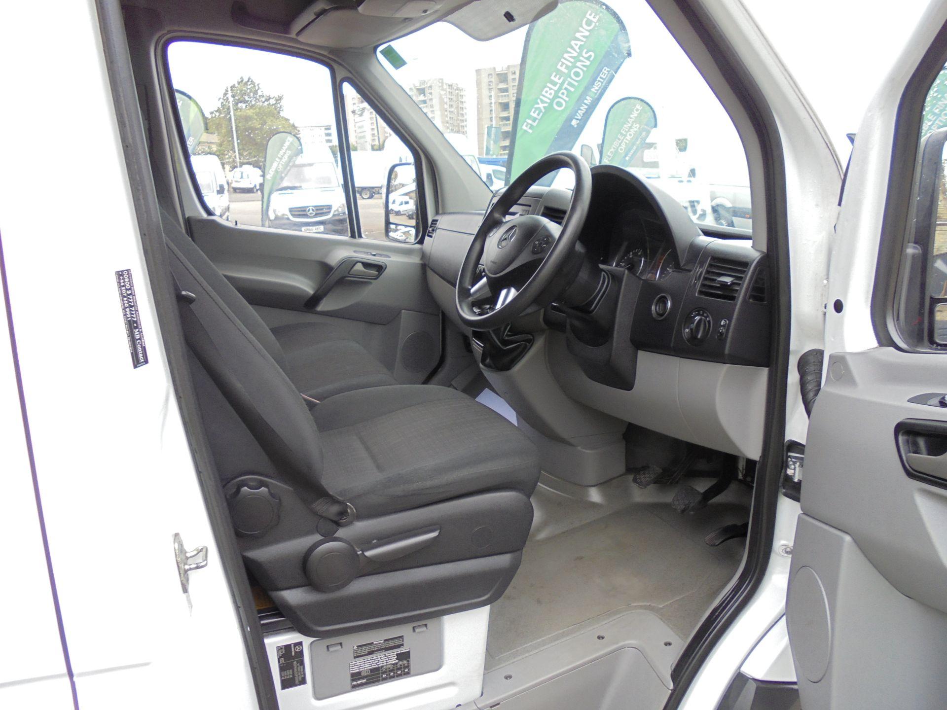 2015 Mercedes-Benz Sprinter 3.5T High Roof Van (KM65OLG) Image 9