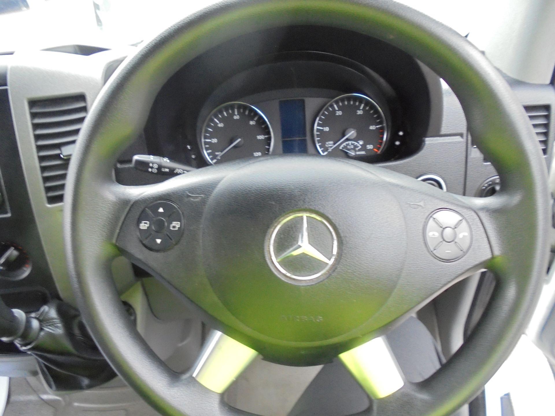 2015 Mercedes-Benz Sprinter 3.5T High Roof Van (KM65OLG) Image 15