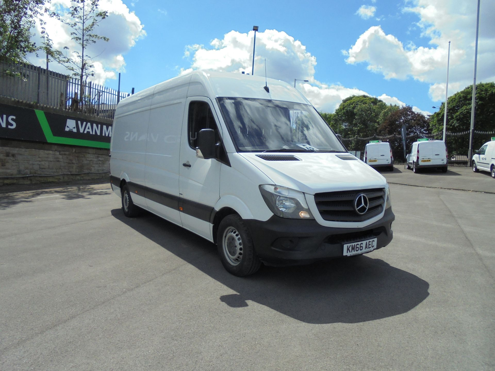 2016 Mercedes-Benz Sprinter 3.5T High Roof Van (KM66AEC)
