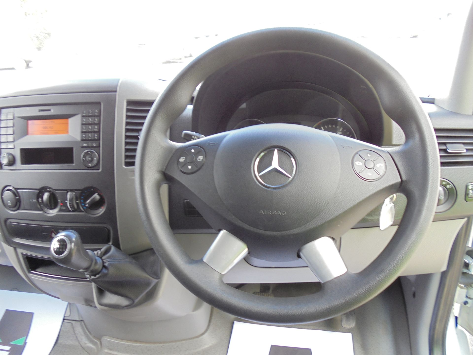 2016 Mercedes-Benz Sprinter 3.5T High Roof Van (KM66AEC) Image 5