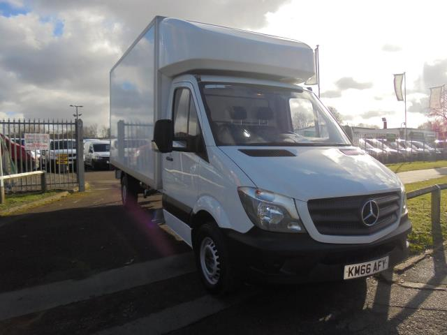 2016 Mercedes-Benz Sprinter  314 LWB LUTON BLUE EFFICIENCY EURO 6 (KM66AFY)