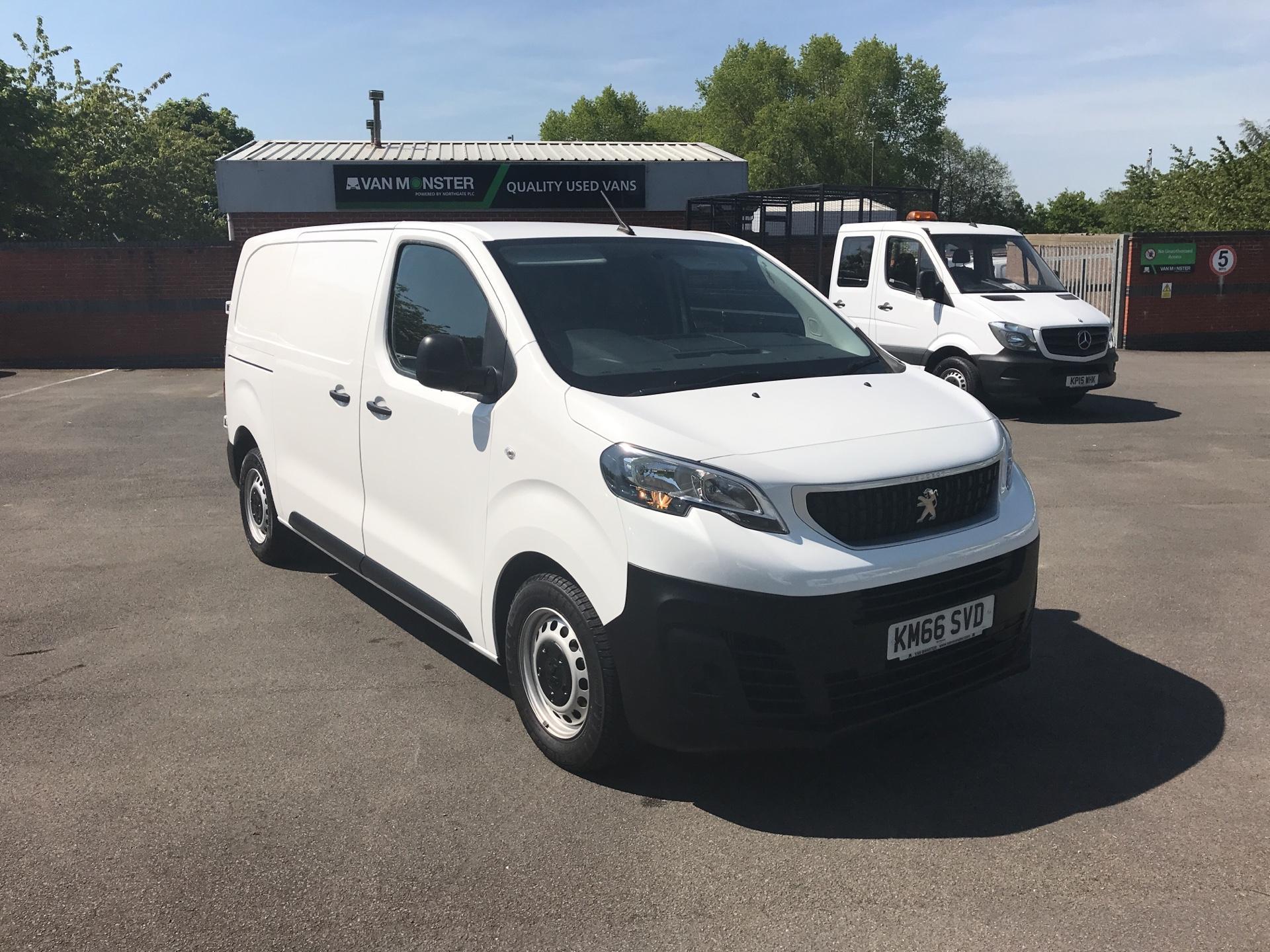 2016 Peugeot Expert 1400 2.0 Bluehdi 120 Professional Van (KM66SVD)