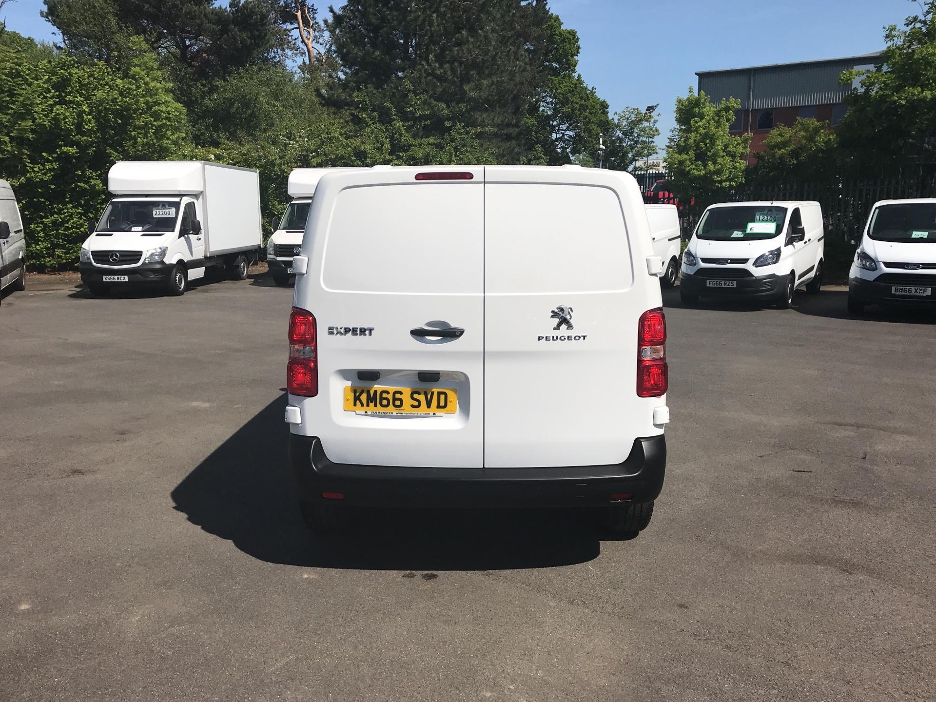 2016 Peugeot Expert 1400 2.0 Bluehdi 120 Professional Van (KM66SVD) Image 4