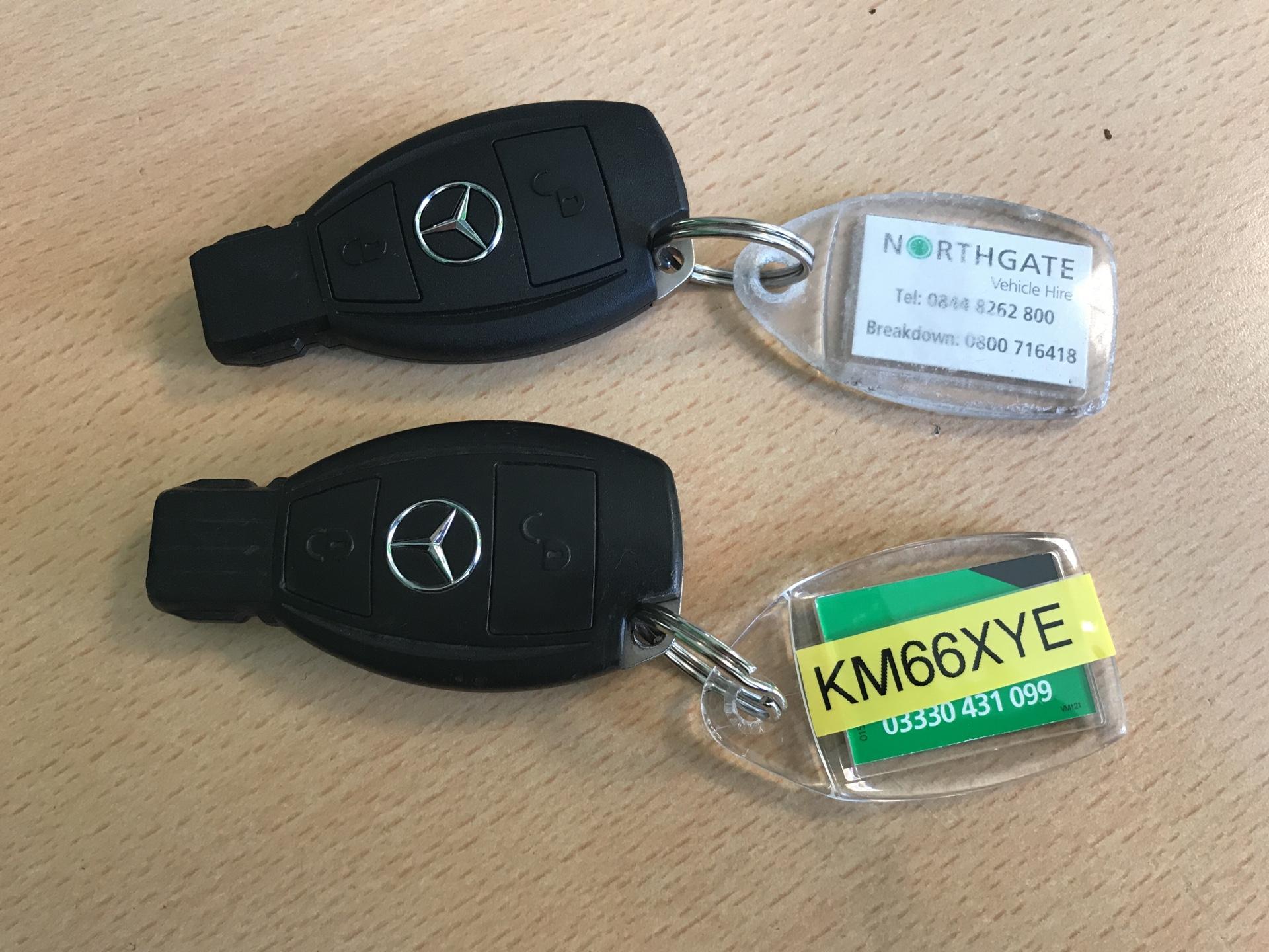 2016 Mercedes-Benz Sprinter 314 LWB H/R VAN EURO 6 (KM66XYE) Image 16