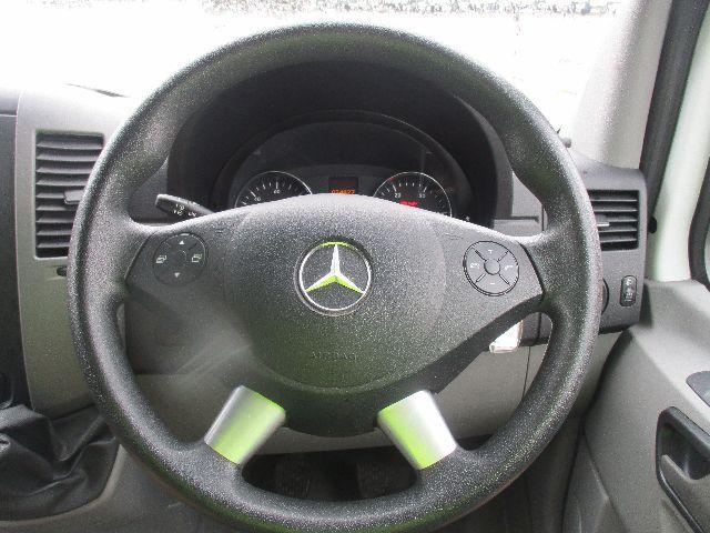 2017 Mercedes-Benz Sprinter 314 MWB H/R VAN EURO 6 (KM67AYS) Image 17