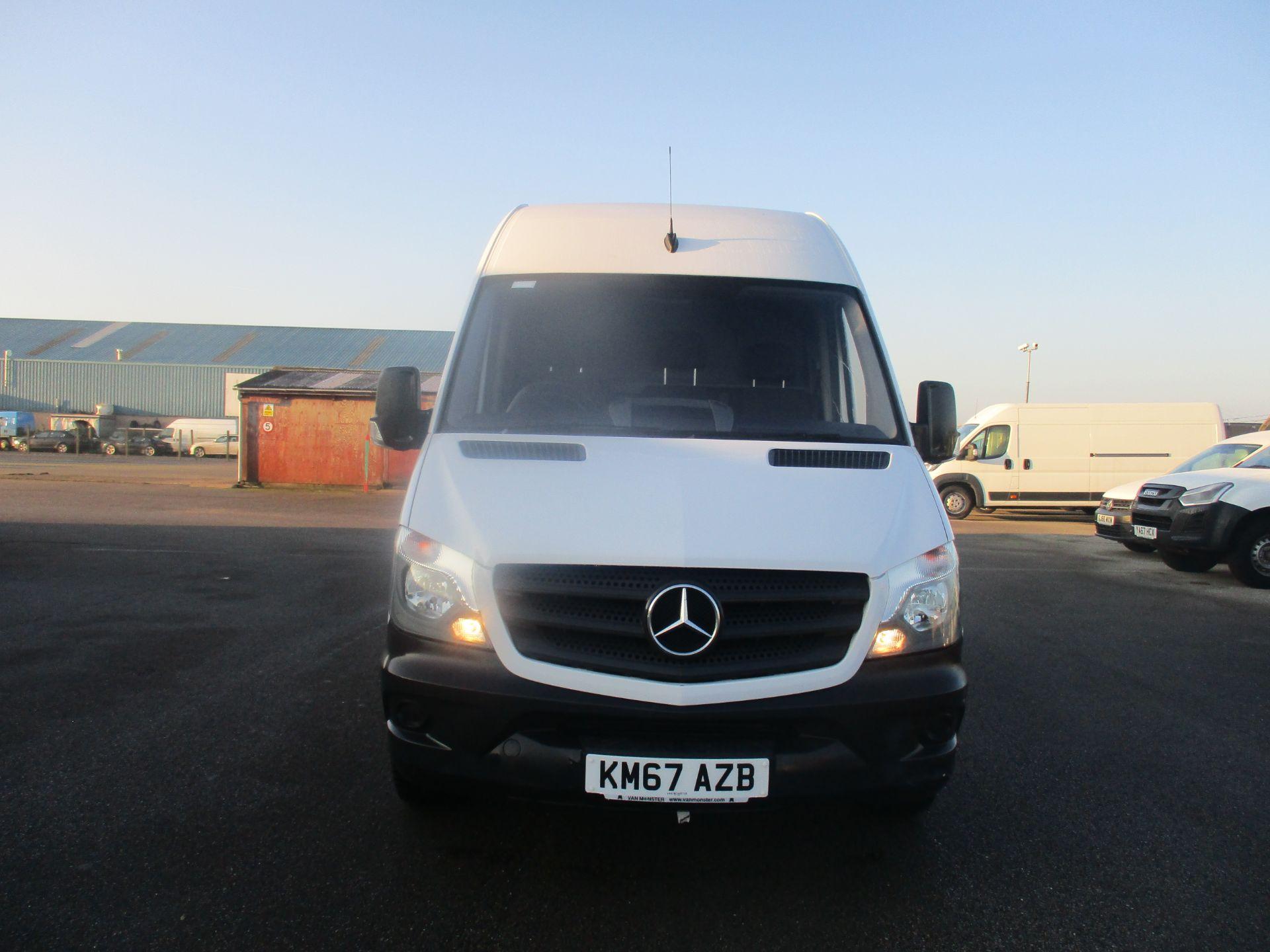 2017 Mercedes-Benz Sprinter 314 MWB H/R VAN EURO 6 (KM67AZB) Image 2