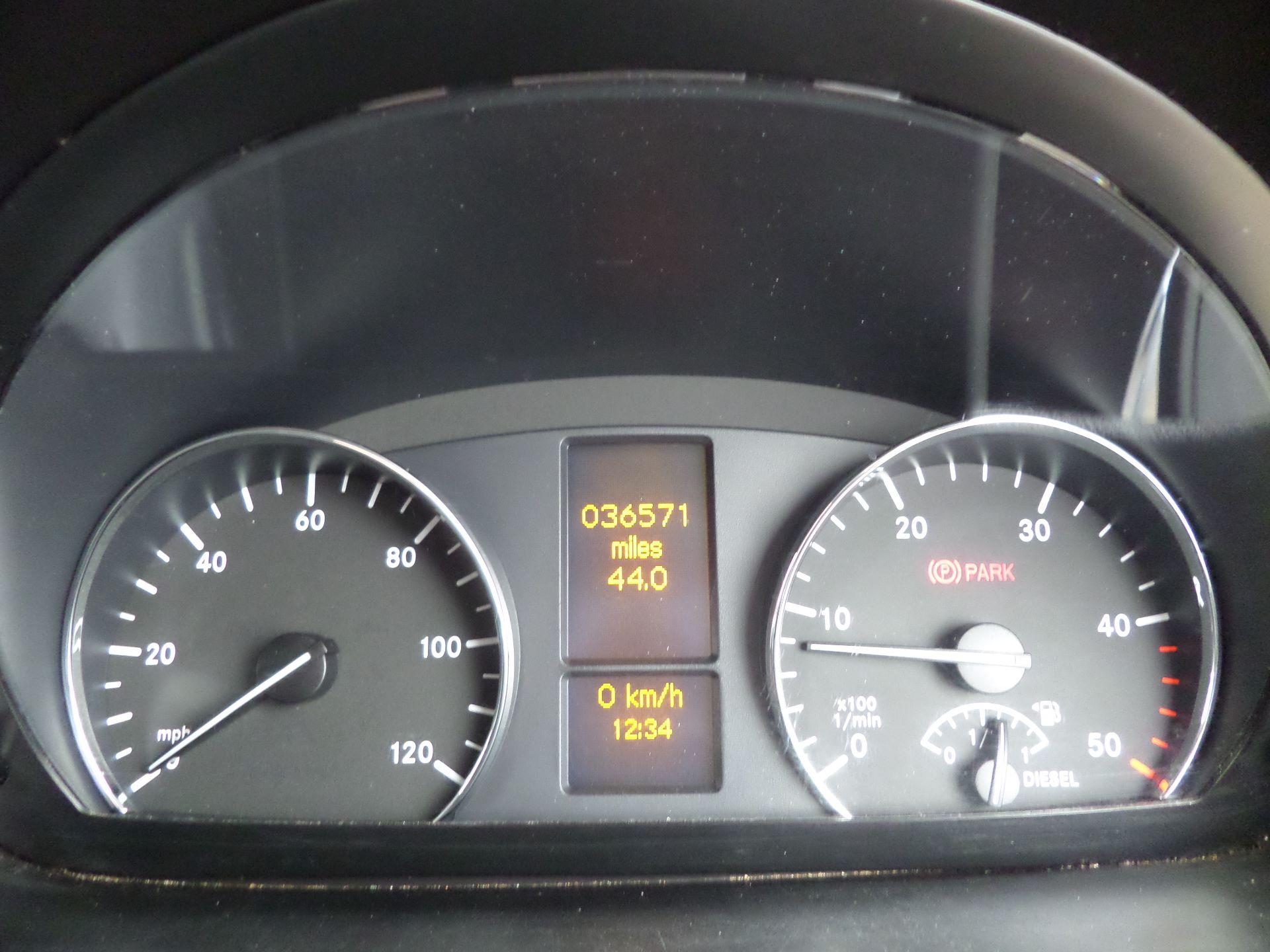 2017 Mercedes-Benz Sprinter 314 CDI MWB Euro 6 (KM67AZC) Image 12