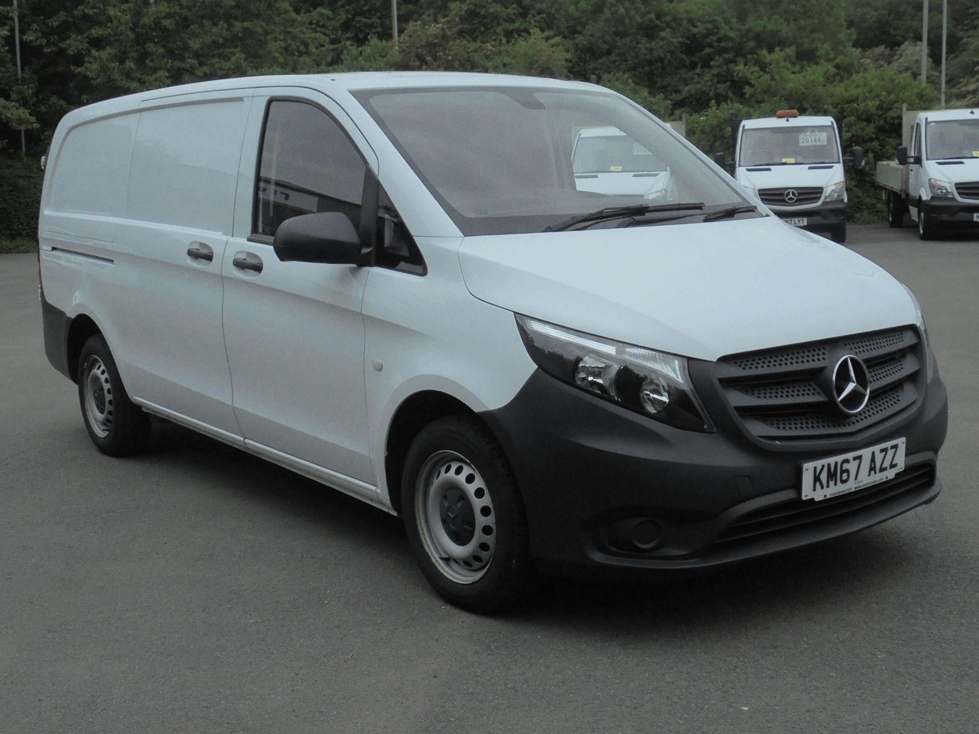 2017 Mercedes-Benz Vito 111Cdi Van (KM67AZZ) Image 1