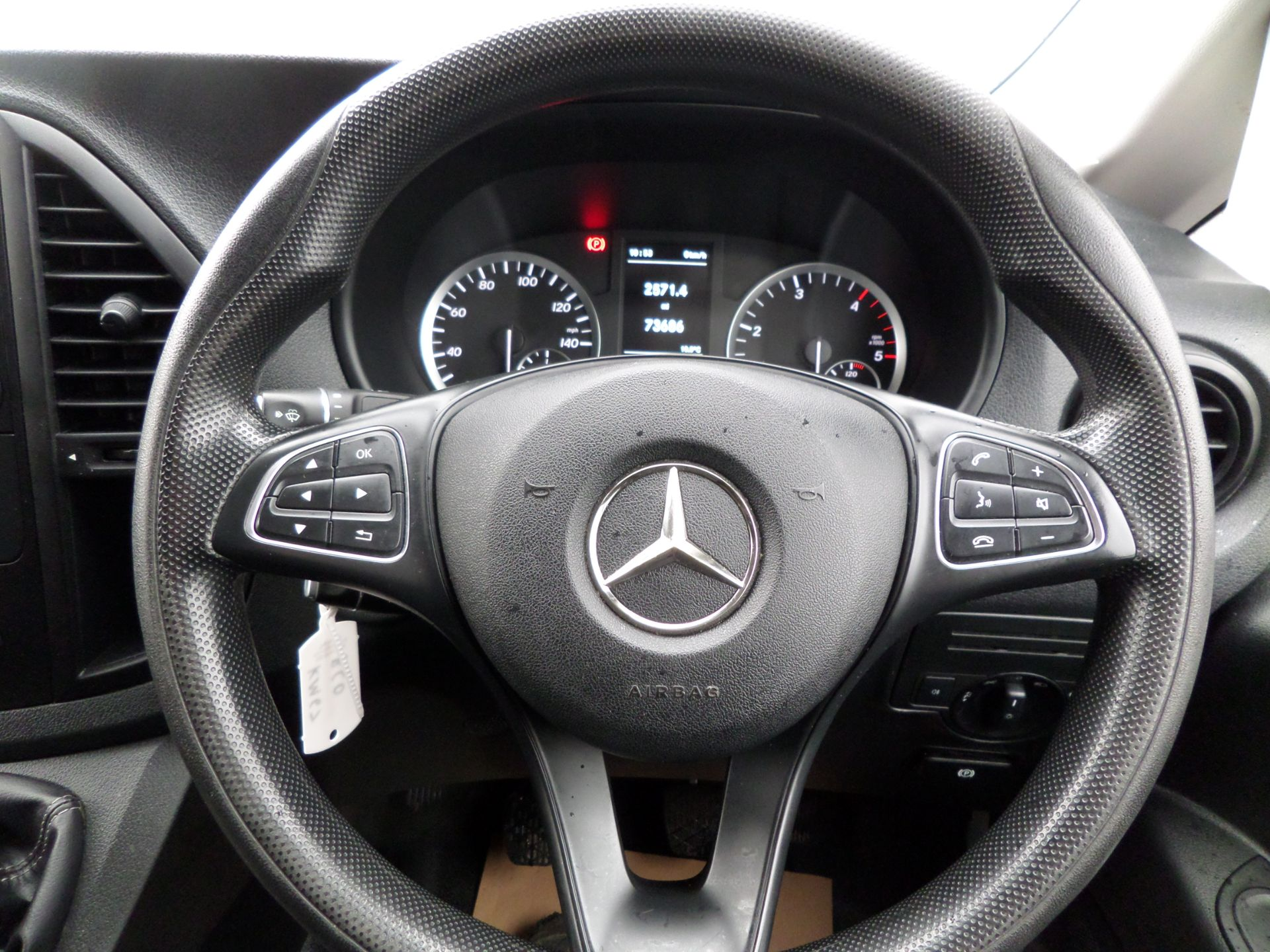 2017 Mercedes-Benz Vito 111Cdi Van LWB Euro 6 (KM67BCO) Image 15