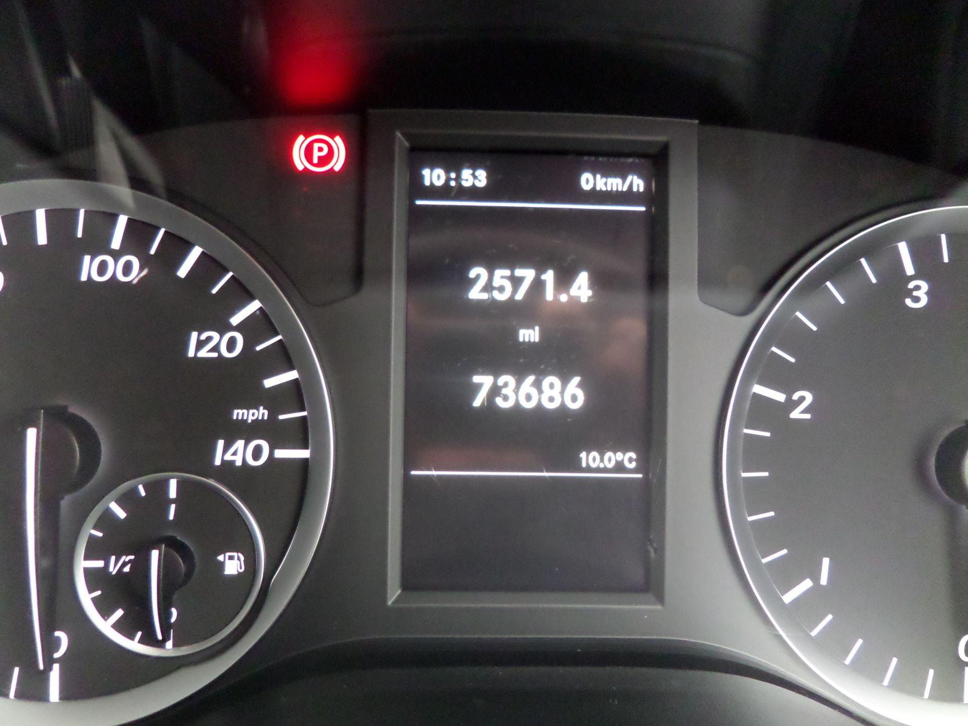 2017 Mercedes-Benz Vito 111Cdi Van LWB Euro 6 (KM67BCO) Image 14